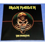 Iron Maiden - The Fugitive - Lp - 2018 - Asia - Lacrado